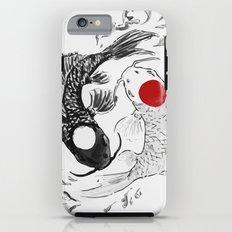 Koi fish ying yang iPhone 6 Tough Case