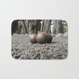 boule set up perspective Bath Mat