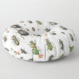 bugs Floor Pillow