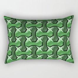 Geometrix 157 Rectangular Pillow