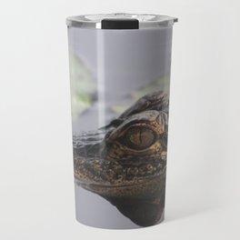 American Alligator Travel Mug