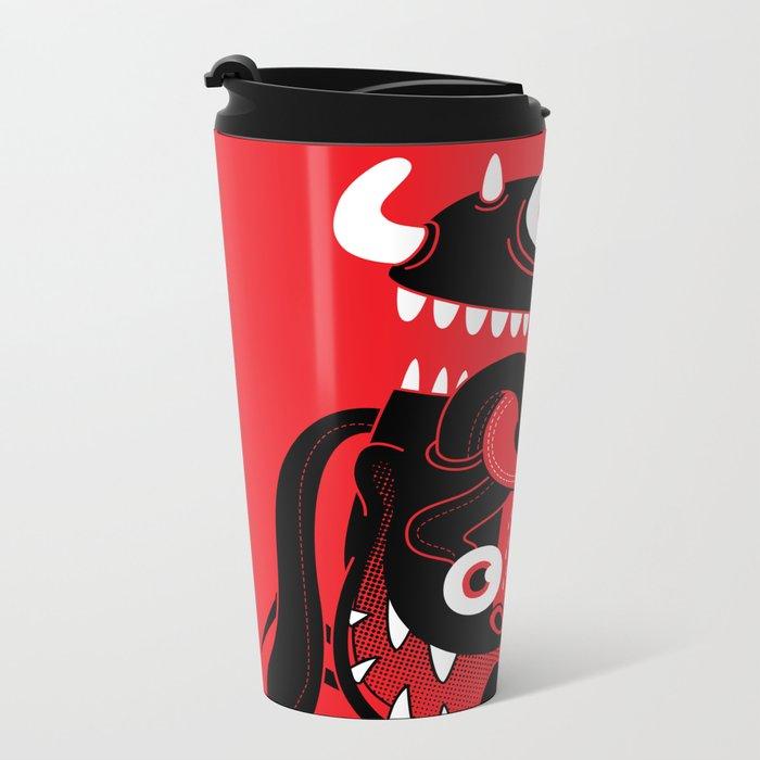 Mister Monster Travel Mug