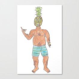 Greg. Canvas Print
