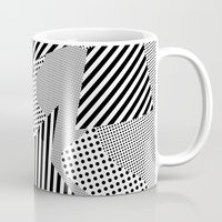 games Mugs featuring Beach Games by Tyler Spangler