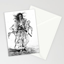 Vagabond chapter 195 Stationery Cards