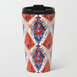 crush balinese ikat mini Travel Mug