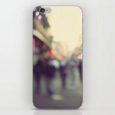 Bourbon Bokah iPhone & iPod Skin