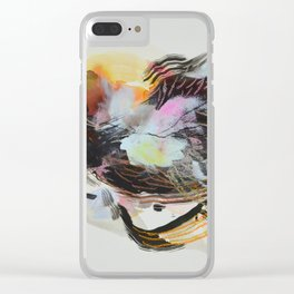 Day 83 Clear iPhone Case
