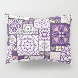 Moroccan Tile Pattern III Pillow Sham