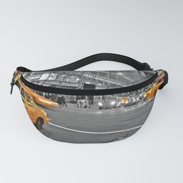 NYC - Yellow Cabs - CityLight Fanny Pack