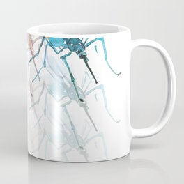 Mosquitoes. Vibrancy. Coffee Mug