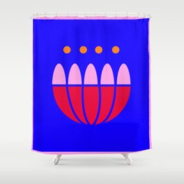 Flower Power 3.1 Shower Curtain