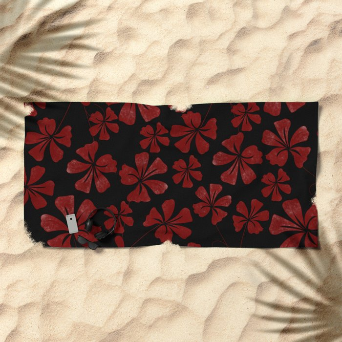 Flower..7 Beach Towel