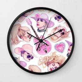 Joanne Vibes II Wall Clock
