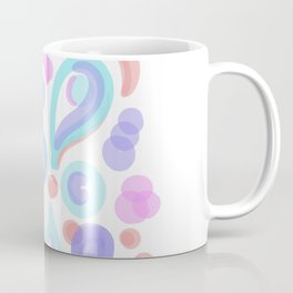 Minimal acquerello pastel art Coffee Mug