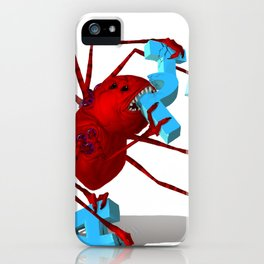 Lort Eating Chapter 3 iPhone Case