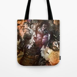League of Legends Dr. MUNDO Tote Bag