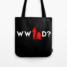 Star Wars: What Would The Droids Do? Tote Bag