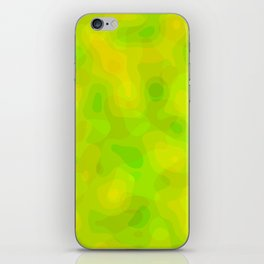 Wobble II iPhone Skin