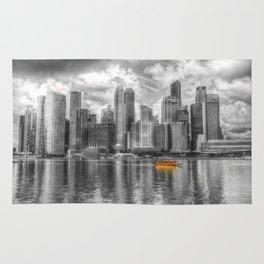 Singapore Marina Bay Sands Rug