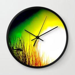 Blackhawk Wall Clock