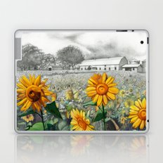girasoli Laptop & iPad Skin