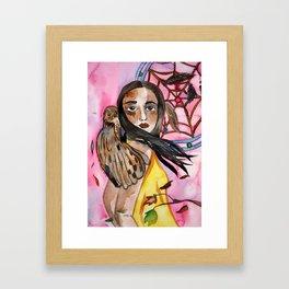 Wheel of Dreams Framed Art Print