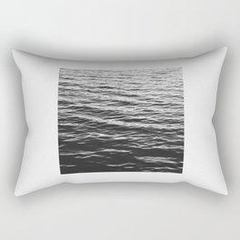 Grain over calm water Rectangular Pillow