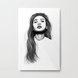 Bea Metal Print