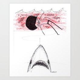 Chums Art Print