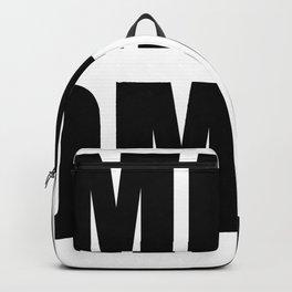 Feminine Tomboy Backpack
