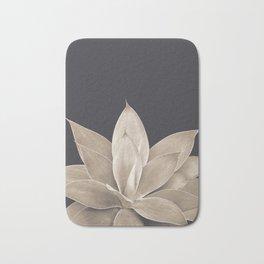 Sepia Agave #1 #tropical #decor #art #society6 Bath Mat