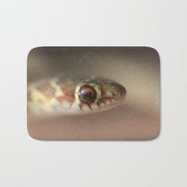 Snake or Fish? Bath Mat