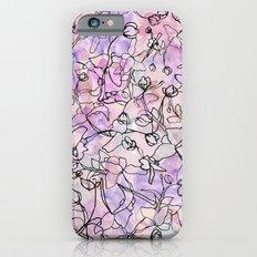 Scattered Floral iPhone 6s Slim Case