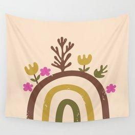 Happy Life Wall Tapestry
