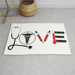 Nurse Love Rug