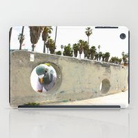 pigeon iPad Cases featuring Pigeon by Aimless