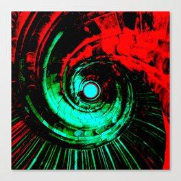 vindeltrappe Canvas Print