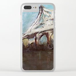 My Story Clear iPhone Case