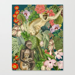 Motherhood Canvas Print