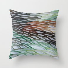 Leaf Collective Throw Pillow