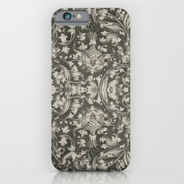 Medieval Pattern iPhone Case