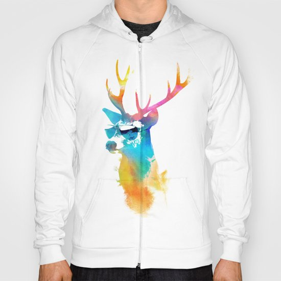 Sunny Stag Hoody