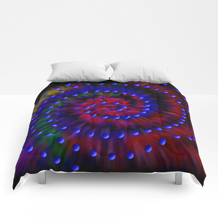 Circular 01 Comforters