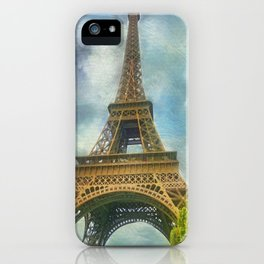 Eiffel Tower - La Tour Eiffel iPhone Case