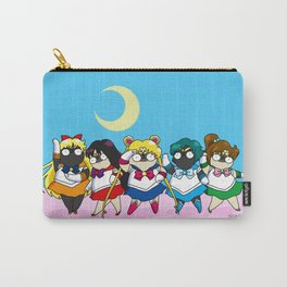Sailor pugs Carry-All Pouch