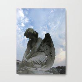 Heaven's Eyes Metal Print