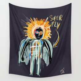Super Fly Wall Tapestry
