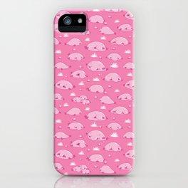 Bulbous Blobfish iPhone Case
