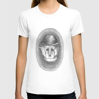 chaplin T-shirts featuring cyber chaplin by ronnie mcneil